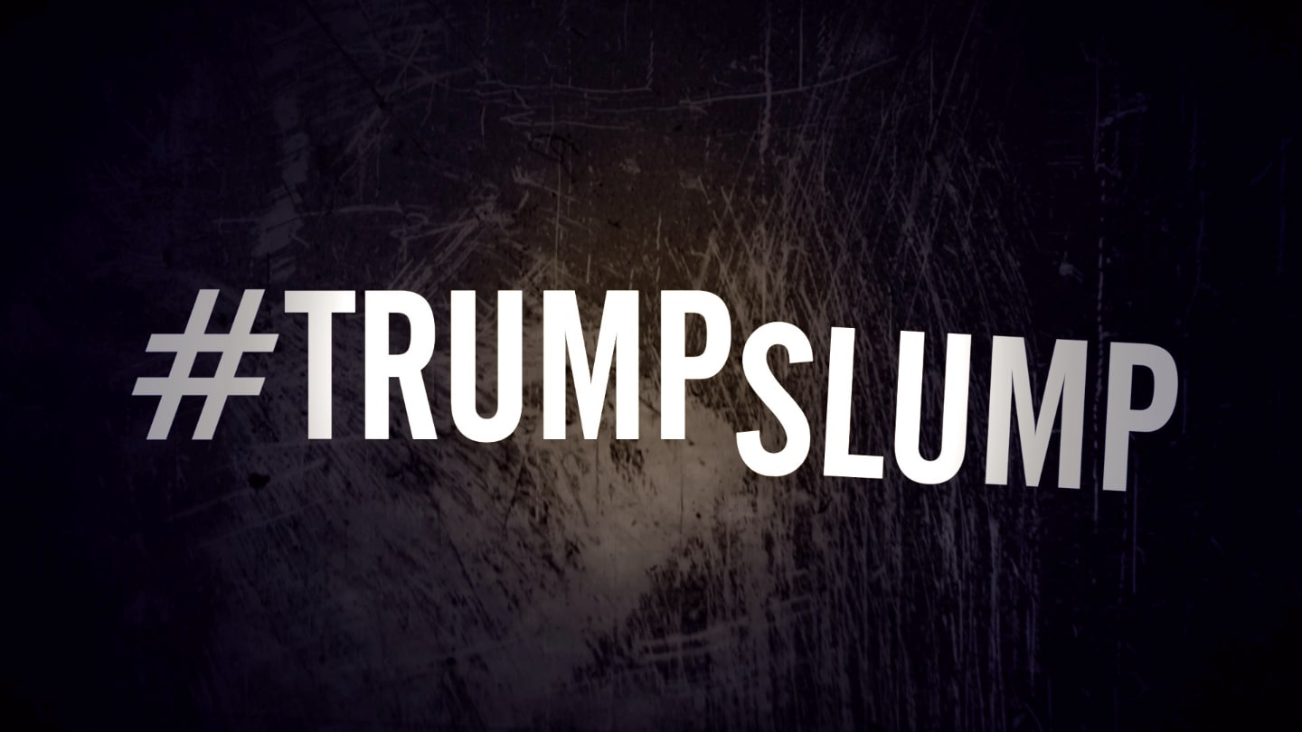 Watch the Trump Slump Video